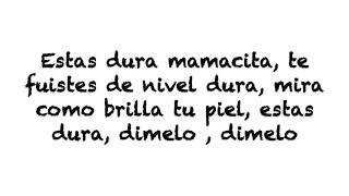 Download DURA - Daddy Yankee ( Lyrics) Mp3