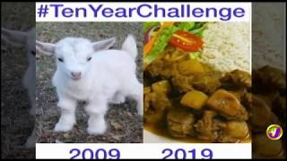 10 Year Challenge (TVJ Prime Time News) January 15 2019 thumbnail