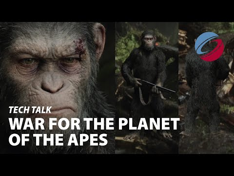 SIGGRAPH Now: War for the Planet of the Apes