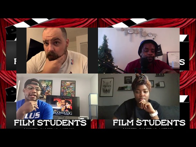 #DumbAssFilmStudents | Ep. 23- STRANGER THAN FICTION; THE DEVIL ALL THE TIME; BOOMERANG