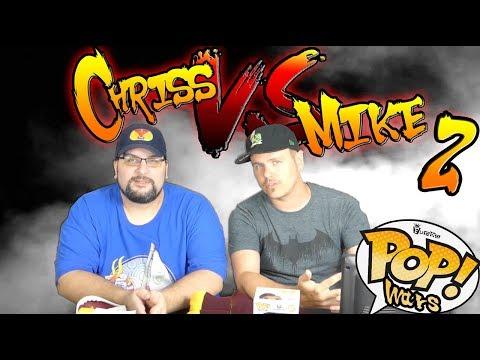 Chriss vs Mike  2     POP Wars