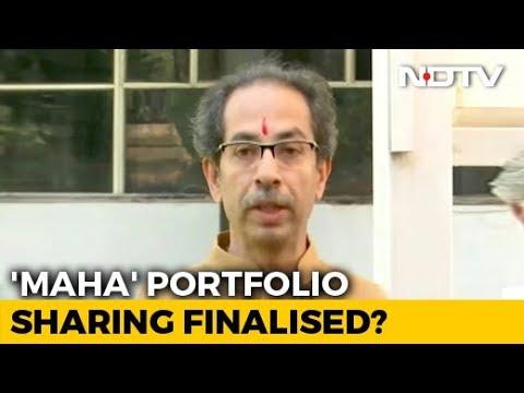 Maharashtra Portfolio Talks Almost Done, Shiv Sena May Get Home: Sources
