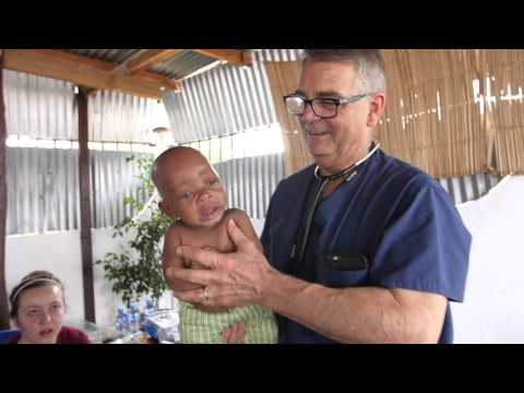 Dr  Robert Hamilton The Hold in Tanzania