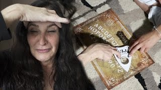 MY MOM PLAYED OUIJA BOARD! *SHE CONTACTED MY GRANDMOM!*