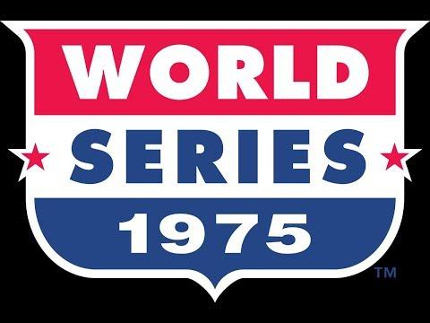 1975 World Series (1995, ESPN, Cincinnati Reds v Boston Red Sox)