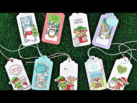 Intro to Say What? Christmas Critters + Say What? Gift Tags