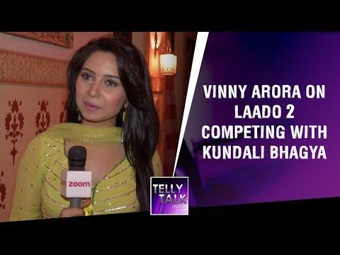 Vinny Arora Reacts To 'Laado 2' Competing With Hubby Dheeraj Dhoopar's 'Kundali Bhagya' | Exclusive