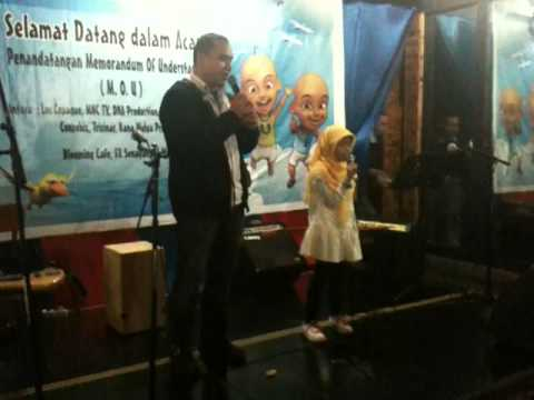 Fadly PADI & Zahra - Kakakku Sayang, album Upin Ipin