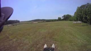 [HELMETCAM] Chattahoochee Hills May Horse Trials (Elisa & Traveling Light)