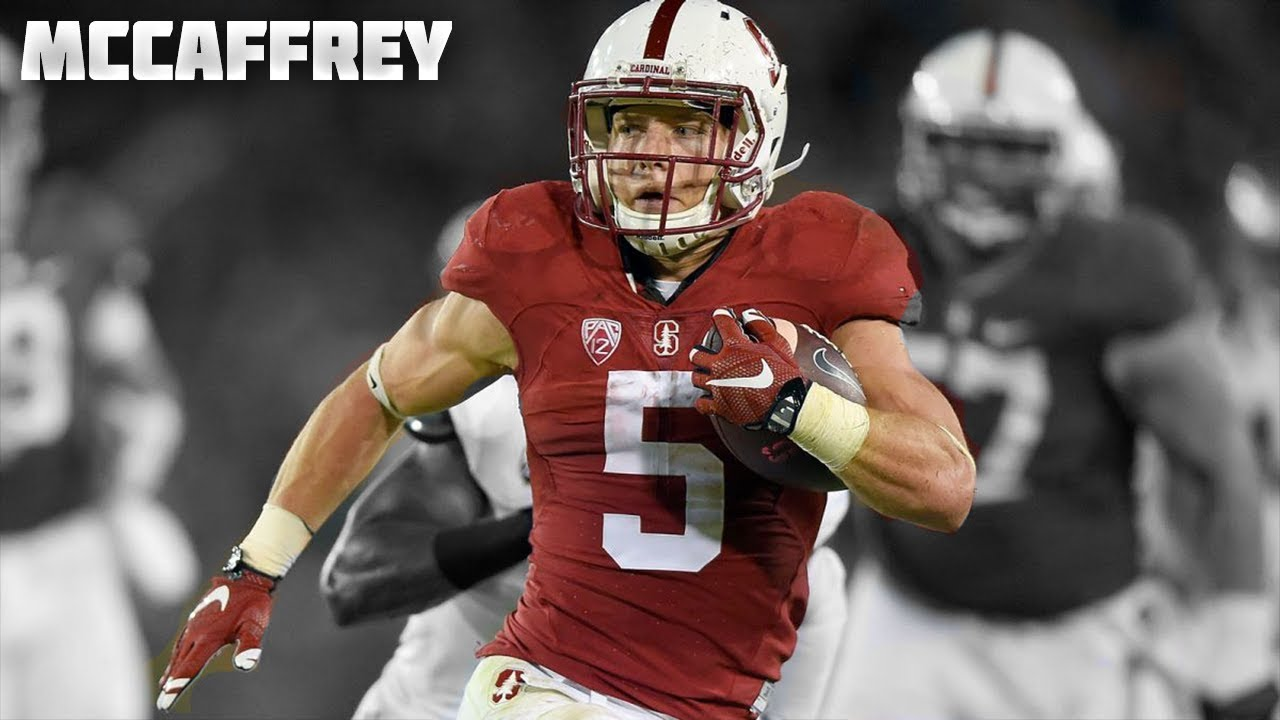 Download Christian McCaffrey Stanford highlights - Molly