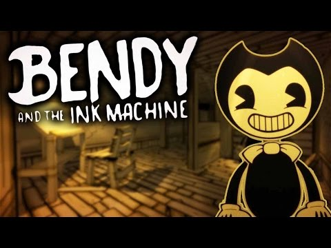 How To Download Bendy And The Ink Machine Chapter 2 For Free On PC!!!!