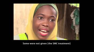 VOX Nigeria: Community health worker on SMC