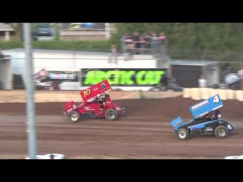 2018 Plymouth All Star Circuit of Champions IRA Sprint Heat 2