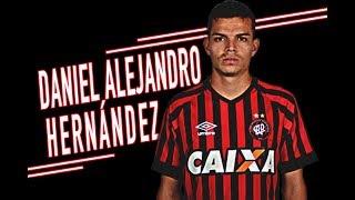DANIEL ALEJANDRO HERNÁNDEZ   Best skills · Amazing goals - Midfielder & Striker