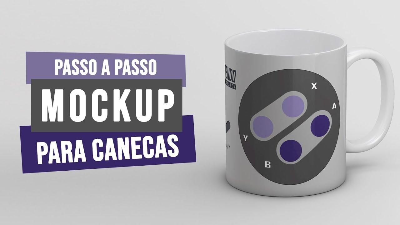 Check out added to cart. Mockup De Caneca No Photoshop Como Fazer Youtube