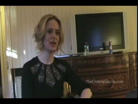 The Spirit's Sarah Paulson Talks Playing Ellen Dolan