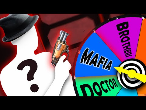 NERF Trouble in Mafia Town | Roulette Challenge!