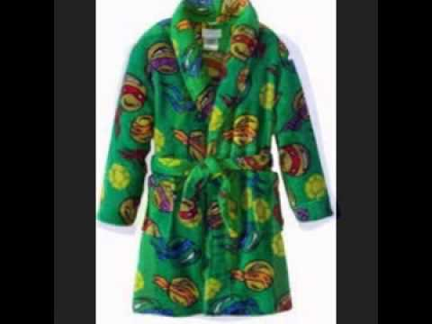 Dressing Gowns For Teenagers - YouTube