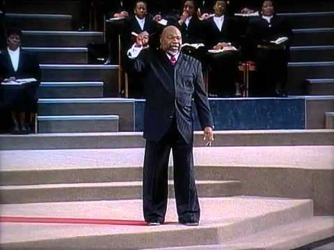 TD Jakes Sermons: Positioning Yourself to Prosper Part 1