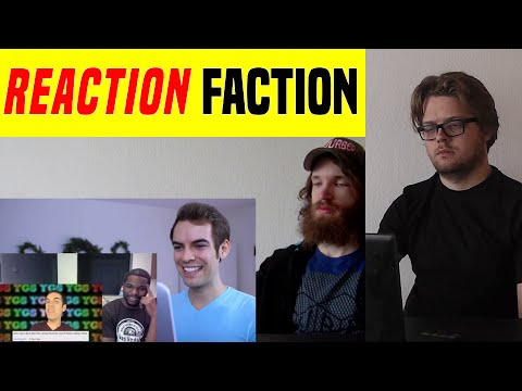 Reacting to an awful react channel REACTION!!! REACTION!!!