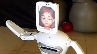Робототехника. Современные Роботы. Силбот. Робот Няня. Е-Робот. E-Robot. Роботы видео