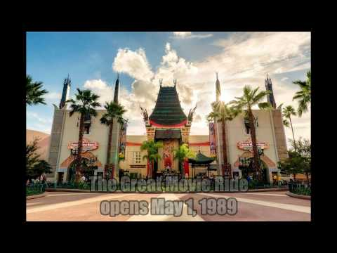A Musical History of Disney's Hollywood Studios