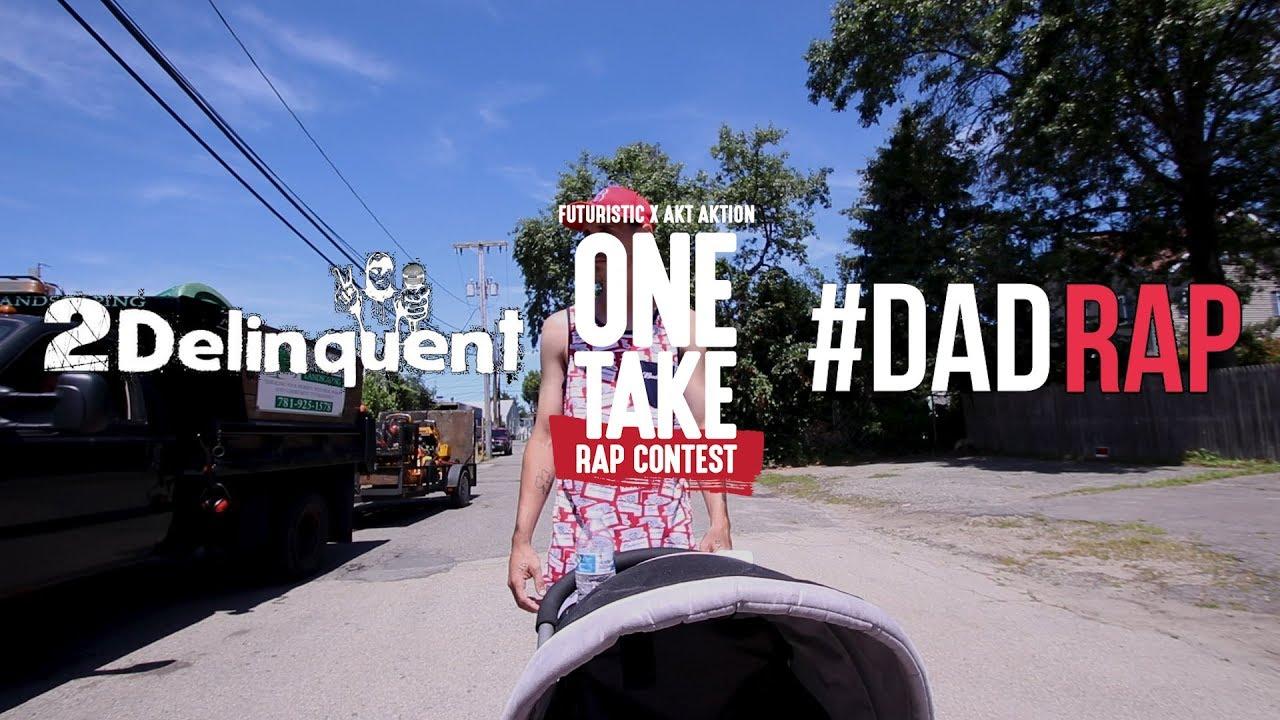 2DELINQUENT - ONE TAKE RAP CONTEST (2018)