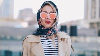 видео Женские шелковые платки