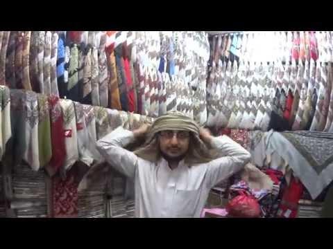 Yemeni head scarves/shalls –  Burah by yemeninteractive.com