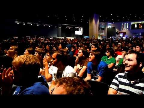 MLG: Crowd Reaction to Idra vs Noblesse
