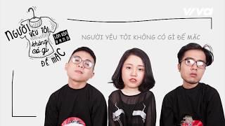 Người Yêu Tôi Không Có Gì Để Mặc - Lộn Xộn Band   Audio Lyric   Sing My Song 2018
