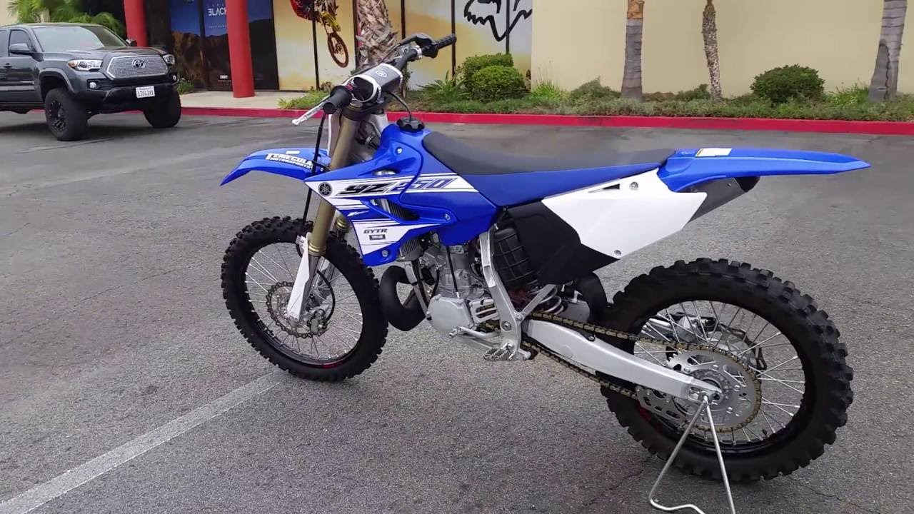 2016 Yamaha Yz250 U029484