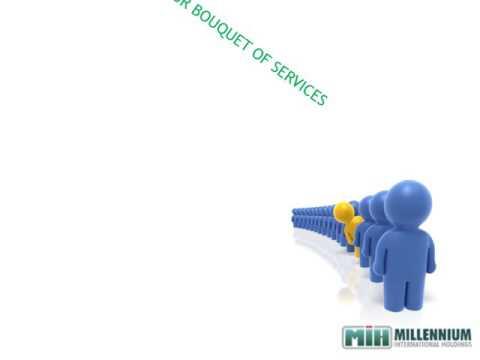 Millennium International Holding USA INC  MIH USA