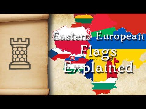 Eastern European Flags Explained!
