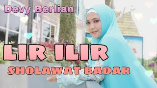 DEVY BERLIAN COVER SHALAWAT BADAR ( LIR ILIR) link download mp3 Ada di description