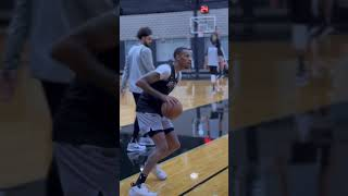Spurs Practice All-Access | #Shorts