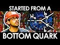 Started From A Bottom Quark (LHC Rap) | A Capella Science at CERN!