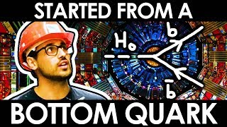 Started From A Bottom (LHC Drake Parody) | A Capella Science at CERN!