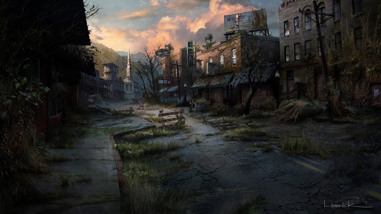 Image result for Last of us world