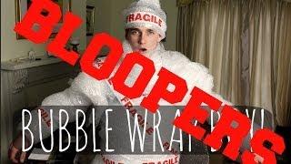 Bubble Wrap Boy BLOOPERS   ThatcherJoe