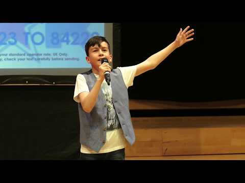 ELECTRICITY – BILLY ELLIOT performed by MARK MORRISON at Teenstar Manchester Area Final