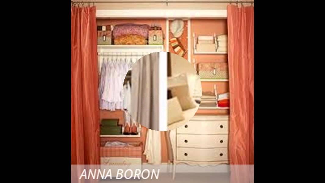 шторы вместо дверей шкафа варианты оформления двери в