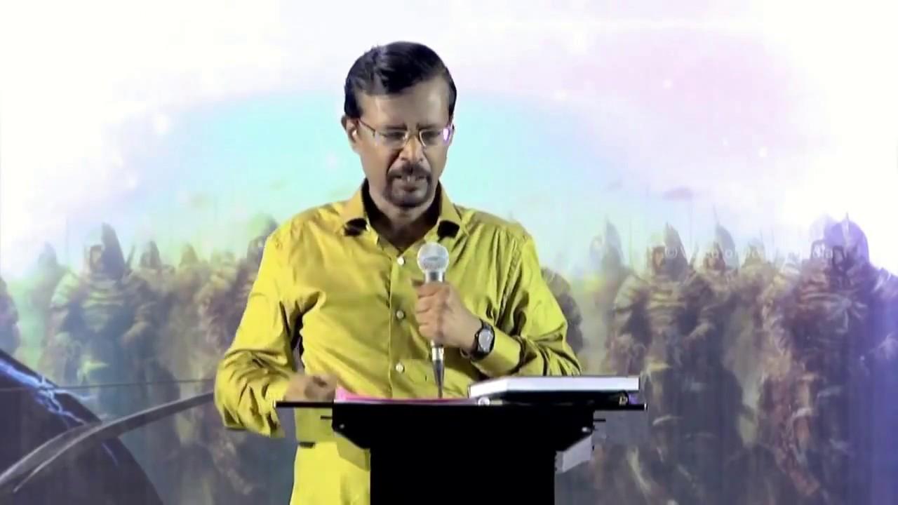 Beware of 4 spirits against Christians - Bro. Vincent Selvakumar