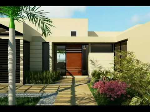 Mocawa casas de campo youtube for Modelos de casas campestres modernas