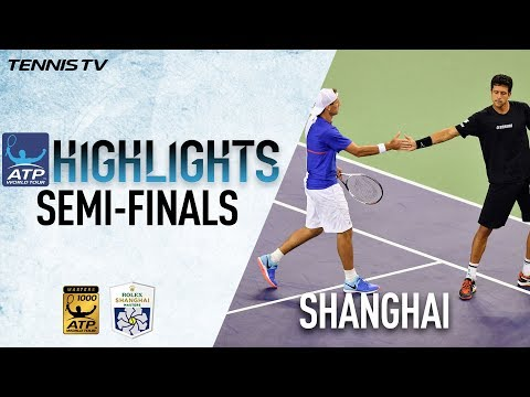 Doubles Highlights: Kubot/Melo Rally For Shanghai Final Berth