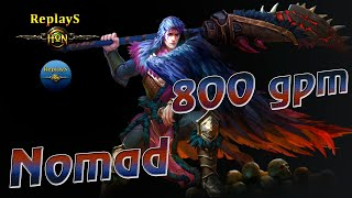 HoN replays - Nomad - ???????? S`iT Gold I