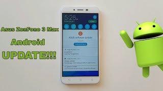 asus ZenFone 3 max zc553kl android 8 не реагирует на сканер отпечатков пальца