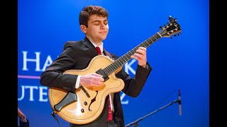 Joseph Bell Semifinals Set at 2019 Hancock Institute Competition thumbnail