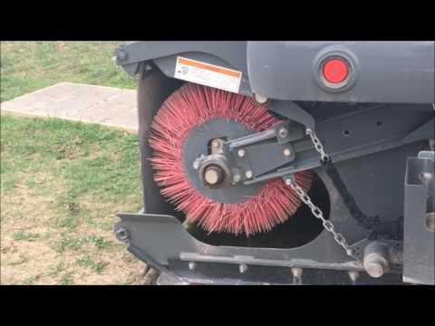 Dallas Street Sweeper