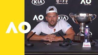 Dylan Alcott press conference (F) | Australian Open 2019